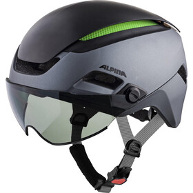 Alpina Altona VM Casco, charcoal-anthracite